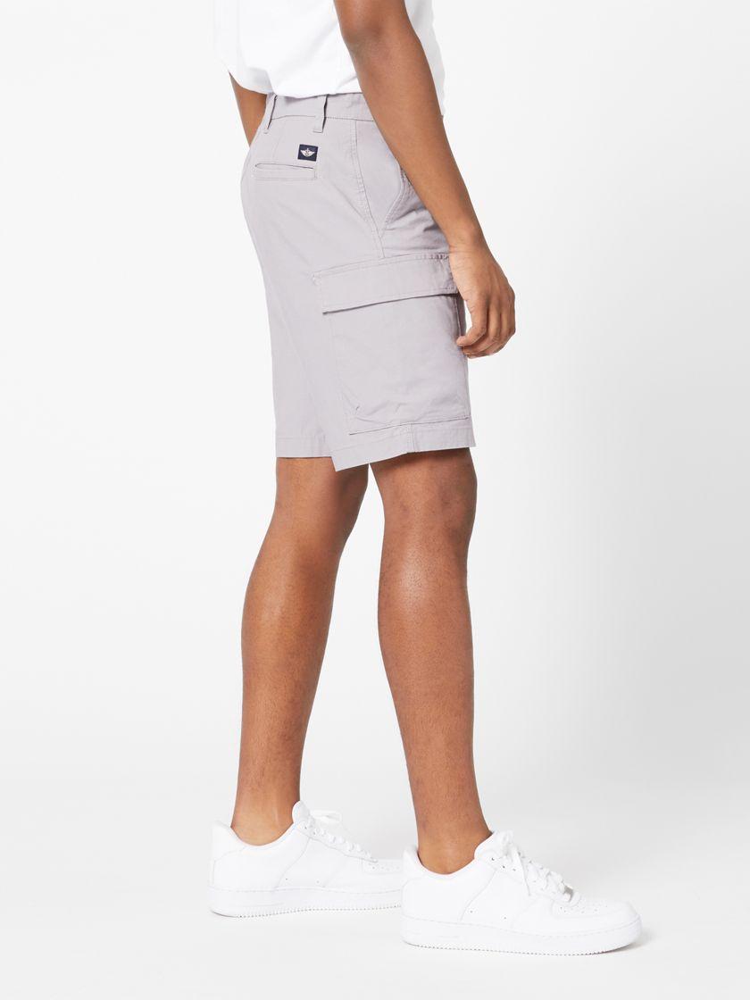 Tech Cargo Shorts - Grey 554760005 | Dockers® US