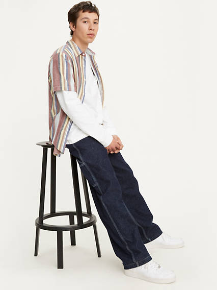 Stay Loose Carpenter Cottonized Hemp Men's Jeans