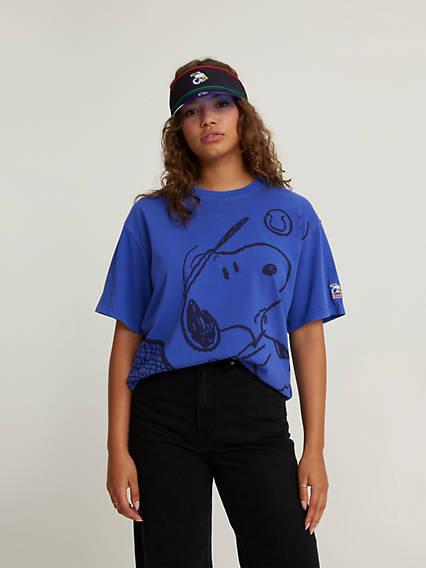T-shirt relax surdimensionné Levi'sMD x Peanuts