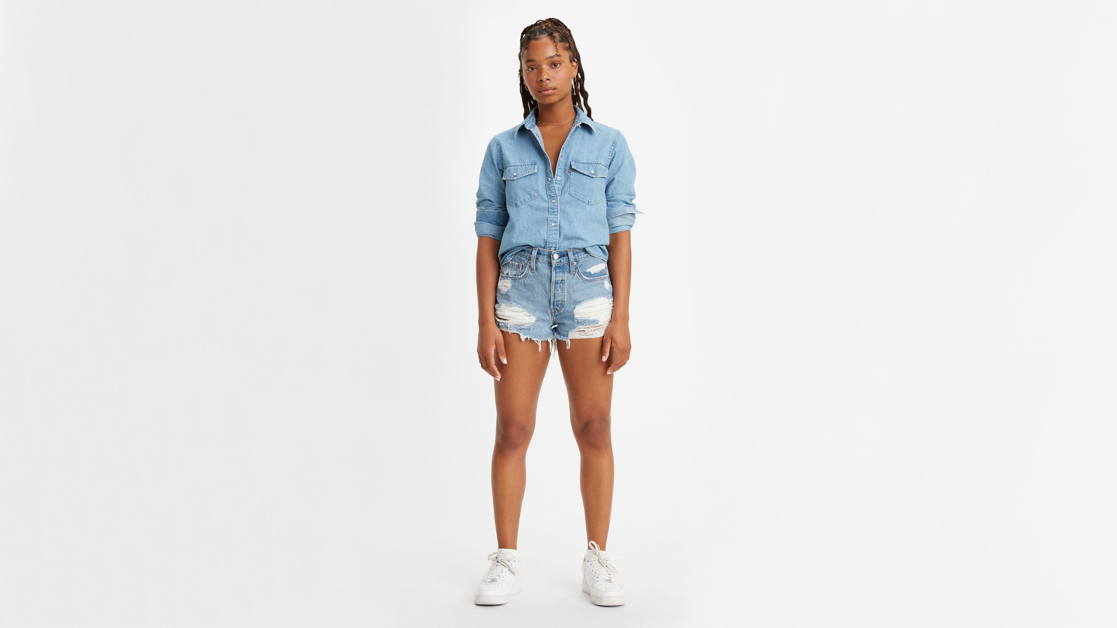 Shorts en jean - Magasinez les shorts pour