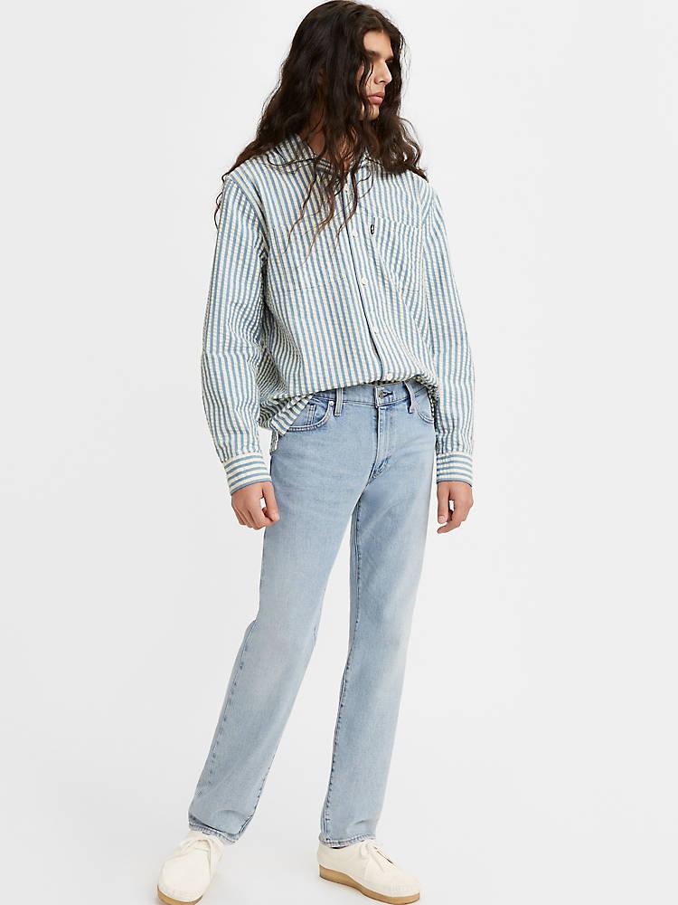 Levis 511 Slim Fit Selvedge Mens Jeans