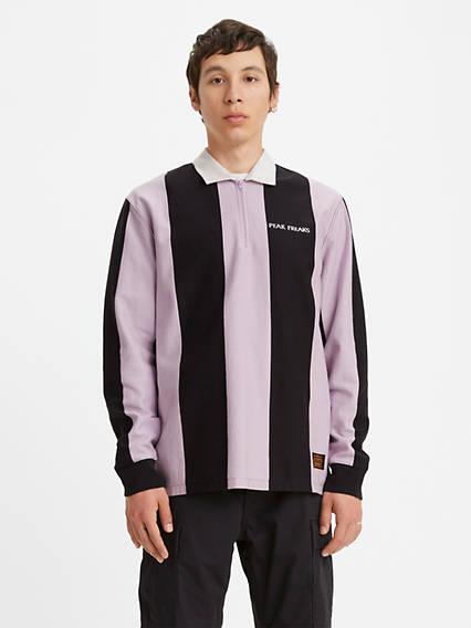 Longsleeve Skate Rubgy Shirt