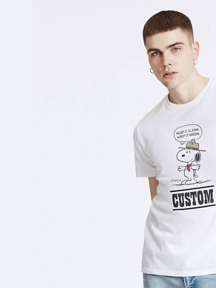 Blank Artist Tee Shirt