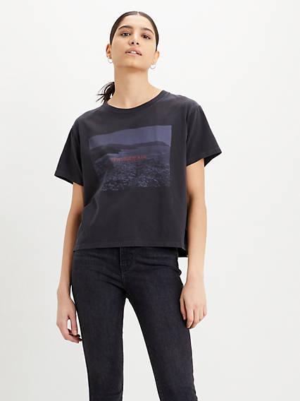 T-shirt d'équipier graphique