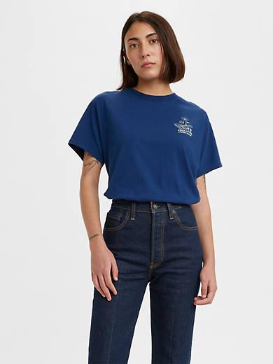 Graphic Varsity T-Shirt