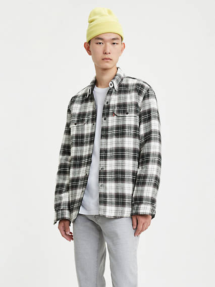 Levi's® Reversible Shacket