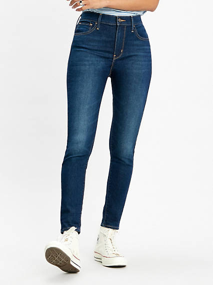 720 High Rise Super Skinny Ankle Jeans