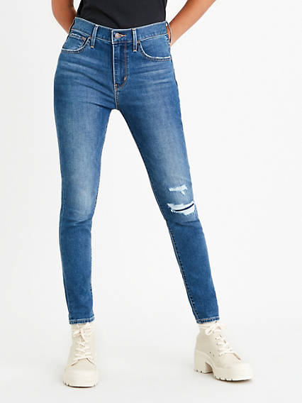 720™ High Rise Super Skinny Ankle Jeans