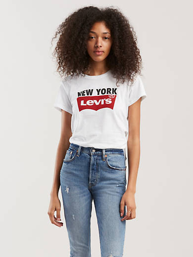 Levi's® Logo New York T-Shirt