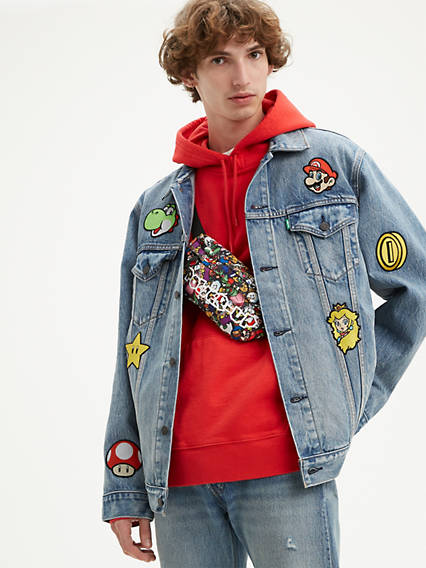 Levi's® x Super Mario Vintage Fit Trucker
