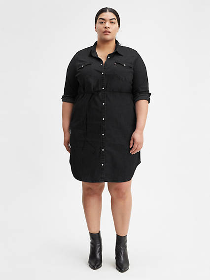 Western Dress (Plus Size)