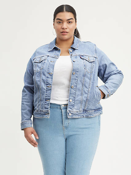 Original Trucker (Plus Size)