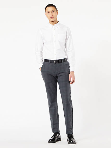 Chino, Tapered Fit- Patterned