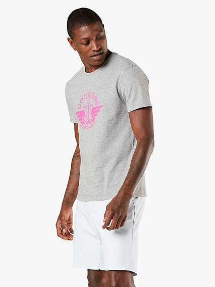 Men's Big & Tall Logo Tee Shirt