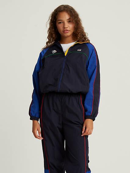Levi's® X Peanuts Simone Track Jacket
