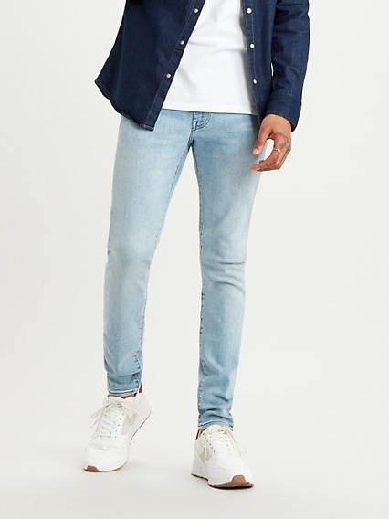 Skinny Taper Jeans - Flex