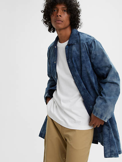 Levi's® Made & Crafted Drop Shoulder Mckintosh