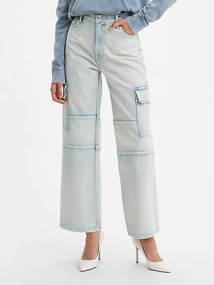 Cargo Crop Pants