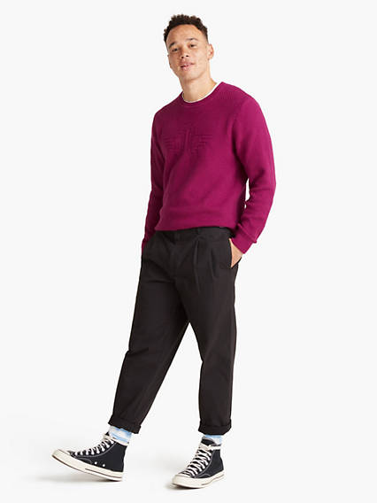 Dockers? Men's Retro Pleated Pants