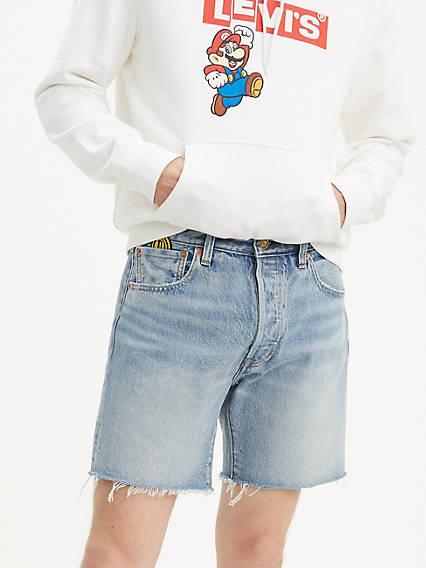 Levi's® x Super Mario 501® '93 Shorts