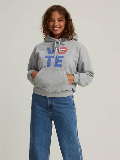 Levi's® x Vote Hoodie Sweatshirt