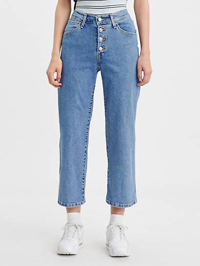 Mile High Wide Leg Women's Jeans