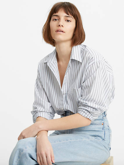 Chemise à poche P'pa