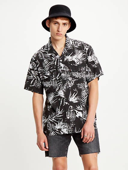 Safari Shirt Oversized