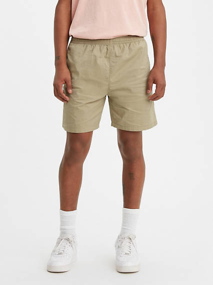 Pull On Utility 6.75 in. Mens Shorts