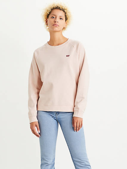 Relaxed Crewneck