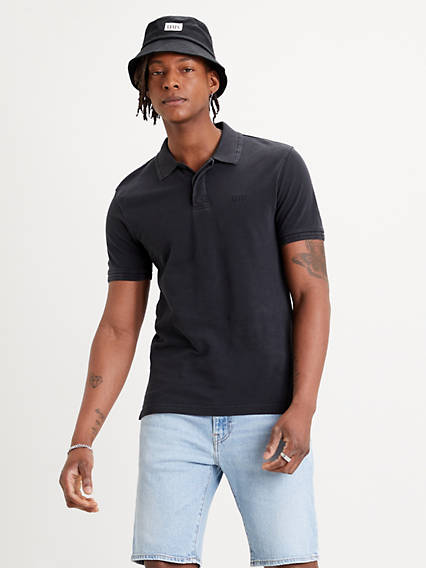 Authentic Serif Polo