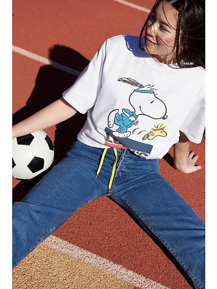 T-shirt carré Levi'sMD x Peanuts