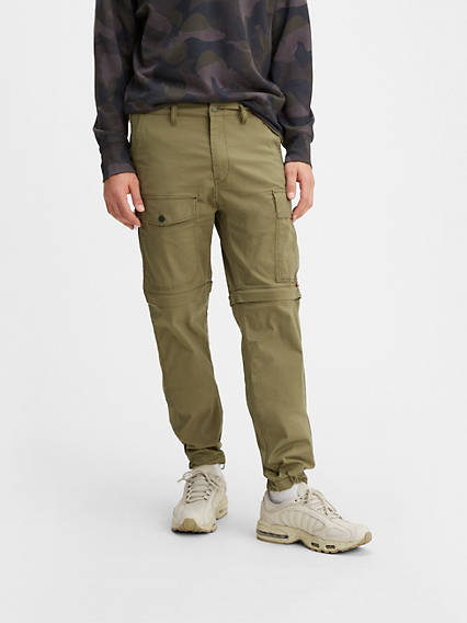 Pantalon cargo Lo-Ball à jambe amovible