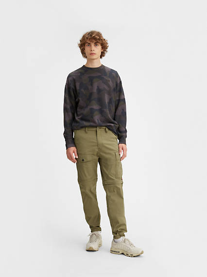 Lo-Ball Zip Off Cargo Pants