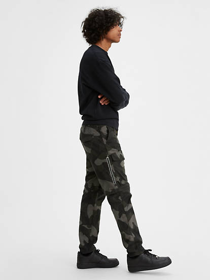 Lo Ball Zip Off Cargo Pants Multi Color Levi S Us