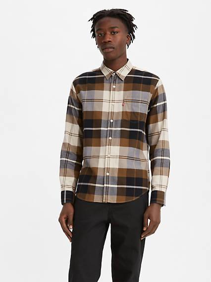 Sunset 1 Pocket Standard Shirt