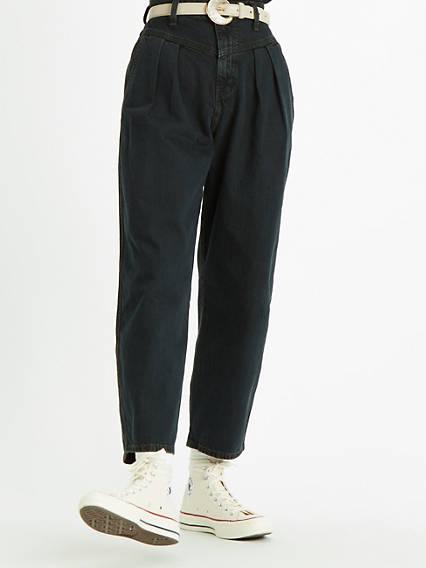 80's Balloon Leg Jeans