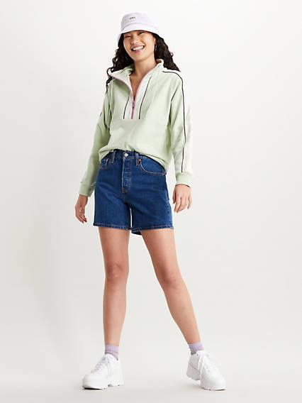 501® Mid Thigh Shorts