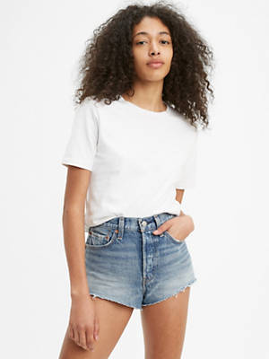 501® Womens Shorts by Levi's, available on levi.com for $59 Kendall Jenner Shorts SIMILAR PRODUCT