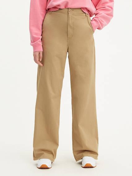 Dad Chino Pants