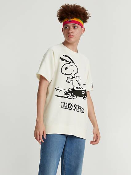 Levi's® X Peanuts Crew Sweatshirt