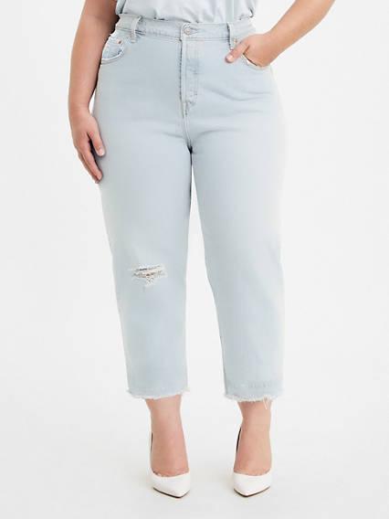 501® Original Cropped Women's Jeans (Plus Size)