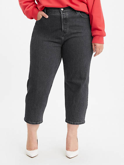 501® Cropped Women's Jeans (Plus Size)