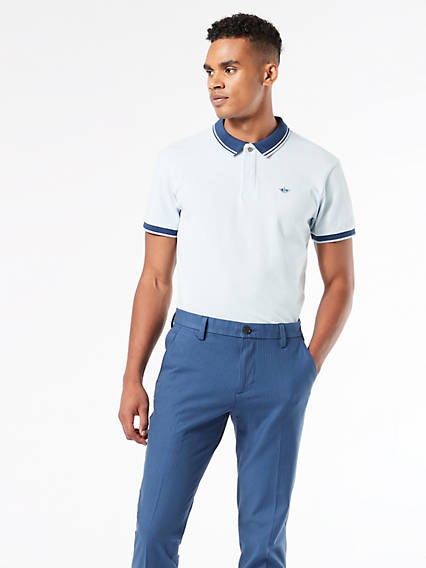 Men's Versatile Polo Shirt