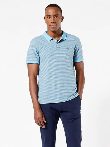 Men's Versatile Polo Shirt