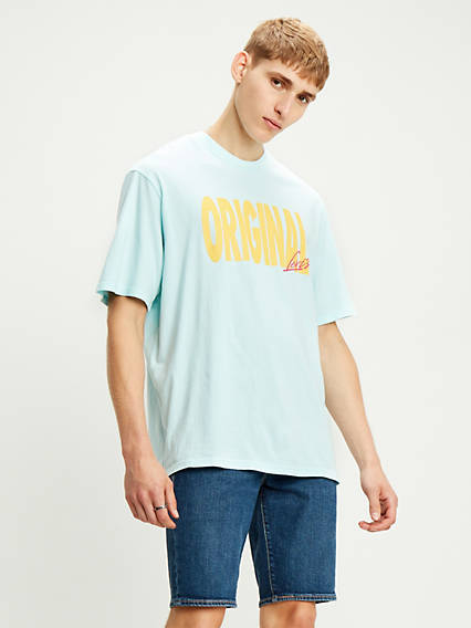 Oversized Graphic Tee Original Levi's