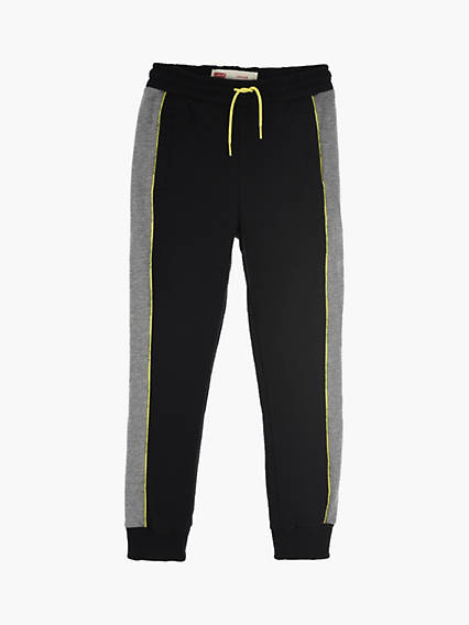 Kids Piped Slim Fit Jogger