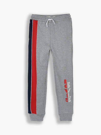 Teenager Striped Slim Fit Jogger