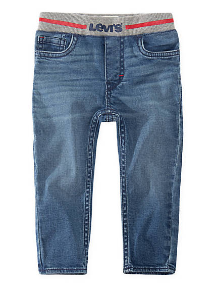 Baby Pull-On Skinny Jeans