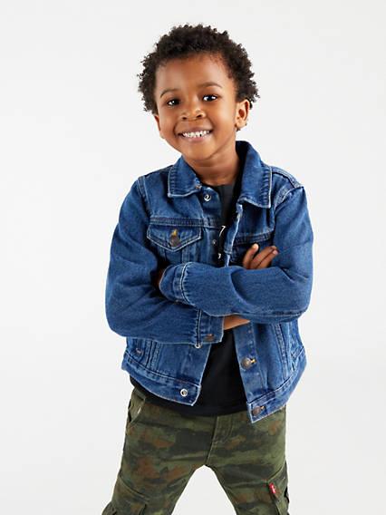 Kids Trucker Jacket
